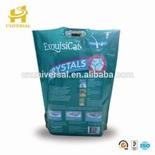 plastic dog food packaging bag cat litter bag