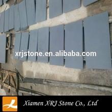 Negro basalto pavimento de piedra / exterior piso azulejo