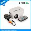 New hot mini projetor móvel uc30 alimentação alimentação 1080p suporte projetor de vídeo, projetor de cinema, projetor lcd
