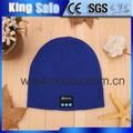 ผลิตภัณฑ์ใหม่ร้อนสำหรับสมาร์ท2015พูดเพลงหูฟังหูฟังบลูทูธหมวกฤดูหนาวถักหมวกหมวกหมวกแฟชั่นหมวก