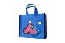 Factory Laminated Non woven Tote Shopping Bag