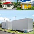 Bolivia, la argentina y venezuela modulares prefabricados casas casas de contenedores en china