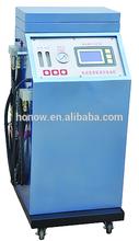 Fully Automatic Engine fuel system flush machine , transmission fluid oil exchange system