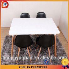 Fashionable noble house furniture dining set