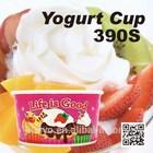 disposable ice cream frozen yogurt paper cup