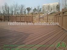 Top selling wood plastic composite WPC outdoor decking waterproof outdoor flooring