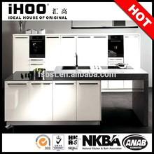 Italian luxury modern kitchen furniture designs in china