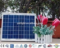 Top supplier high quality Poly solar panel 10W 12V, High efficiecey poly solar module 10W 12V, A gread poly 10W solar panel