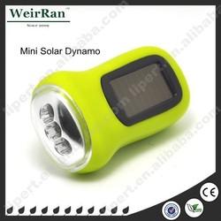 (160064) Environmental protection and energy saving cheap plastic flashlight