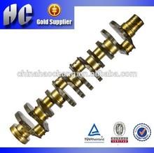For Komatsu 6D125 diesel engine crankshaft
