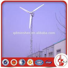 Wind Power Generator Curve