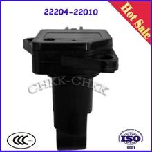 Mass air flow meter sensor for Toyota 1999-2011 OE NO.22204-22010