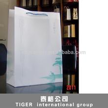 fabric drawstring gift bag with custom logo hair extensions packing bag large drawstring gift bags