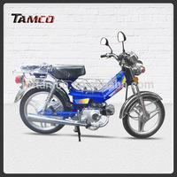 Tamco T110-MG New Blue 110cc cub chopper motorcycle