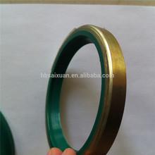 2015 New supply U type Copper/ metal PU seal Polyurethane oil seal