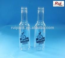 รูปร่างขวดไวน์พลาสติก, น้ำผลไม้ขวดพลาสติก150ml, ขวดpetชัดเจน