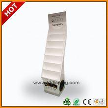 store hair product display rack ,store gravity feed display stadn ,store glass display showcase