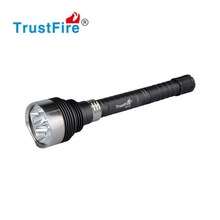 TrustFire TR-J16 5x XM-L T6 4500 Lumens 5-Mode rechargeable flashlight adult toy for men