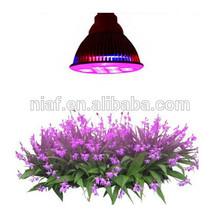 2015 technology led grow light full spectrum e27 led light bulbs