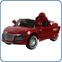 Electric Car For Kids To Drive With Lights