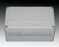 2015 TIBOX newest High Quality waterproof square aluminum enclosure box