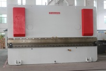 WC67Y-300/6000 HYDRAULIC PRESS BRAKE