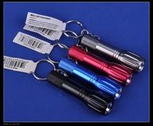 2014 Promotion Gift Smart Design LED Mini Keychain Flashlight