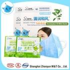 Adult 3D Prevent Haze Face Mask Blue Eucalyptus oil and Mint Scent