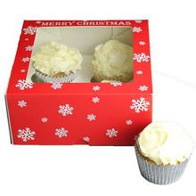 Carton window boxes cheese cake box