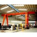 heavy duty acier portables gantry crane