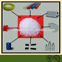 Virgin&recycled raw HDPE LDPE PP granule food &machine film grade