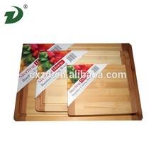 Dimensions dishwasher 4 piece cheese cutting board