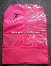 Bottom price hotsell nonwoven travel garment bag