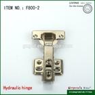 Fixed cabinet door hinge pins for cabinet hinge