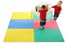 Kids exercise floor mat