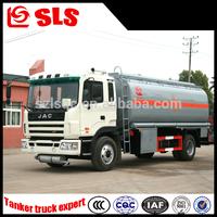 Man diesel tanker truck, sulfuric acid tank truck, mobile gas refueling trucks