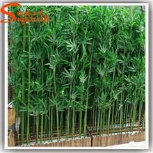 chinses factory cheap artificial lucky bamboo wholesale artificial bamboo tree bamboo poles wholesale for home garden decor