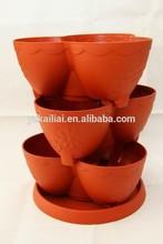 garden pots wholesale flower pots stacking planters