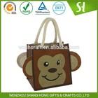 laminated jute shopping bag wholesale jute bags jute handbag bulk