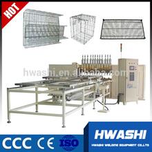 mild steel pipe channel making machine for producing mesh shelf/display rack