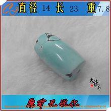 DIY Jewelry Hubei China Natural Bead natural turquoise rough stone
