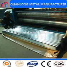 DX51D DX52D Corrugated Steel Roof Tile Sheet Metal Price