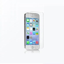 High transparents tempered glass screen protector for Iphone 5 explosion proof tempered glass screen protector