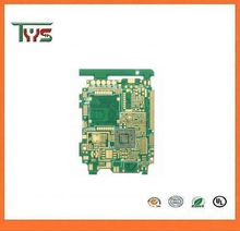FR4 4 layers qualified enig pcb board with UL