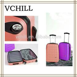 Two Wheel Cute Girls Pink Travel Luggage
