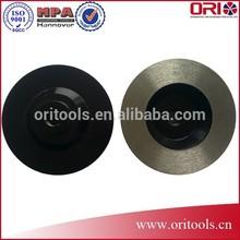 95mm Stone Grinding Rigid Diamond Cup Wheel