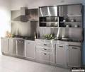 custom aço stainess cozinha armários