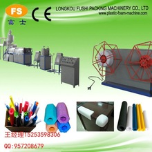 BEST SELLING CE and ISO9001 EPE FOAM PROFILES/PIPE/ROD/FILLER/EDGE/CORNER RROTECTOR EXTRUSION LINE