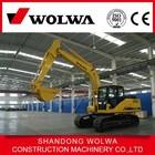 low price 16ton mini hydraulic crawler excavator