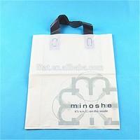 customized printing plastic shopping bag gift bag